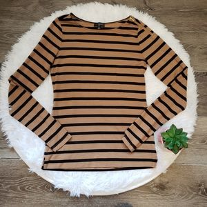 The Limited Striped Blouse